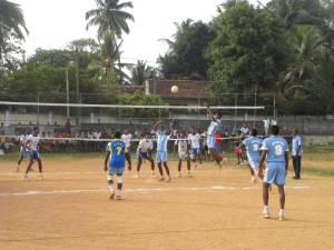 vollebalwedstrijd